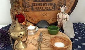 Ritual to Consecrate Magical Tools by Unity