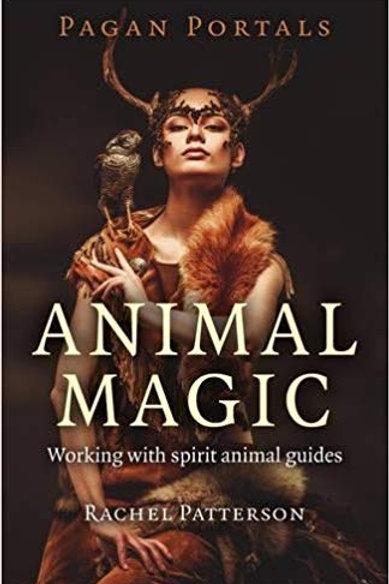 Animal Magic: Pagan Portals (signed)