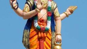 Hindu God Brahma by StormloverWolf