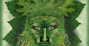 The Green Man by Vanessa Armstrong