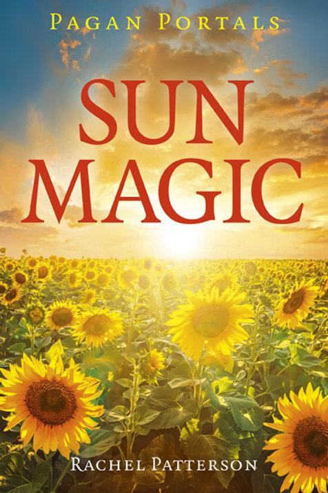 Pagan Portals Sun Magic (Signed)