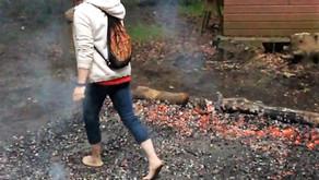 Fire Walk by Gypsy Willowmoon