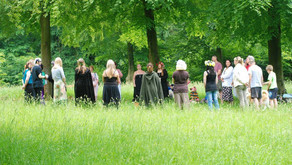 Naming Ceremony by Hecate Diana