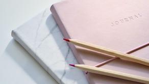 Kitchen Witch Journal Challenge by Sue James-Bristow