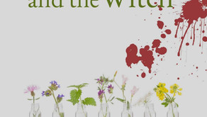 The Witch and the Woman - a book review by Sue James-Bristow