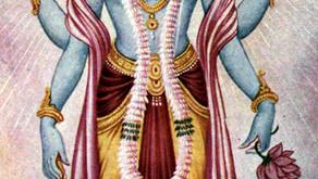 Vishnu by StormloverWolf