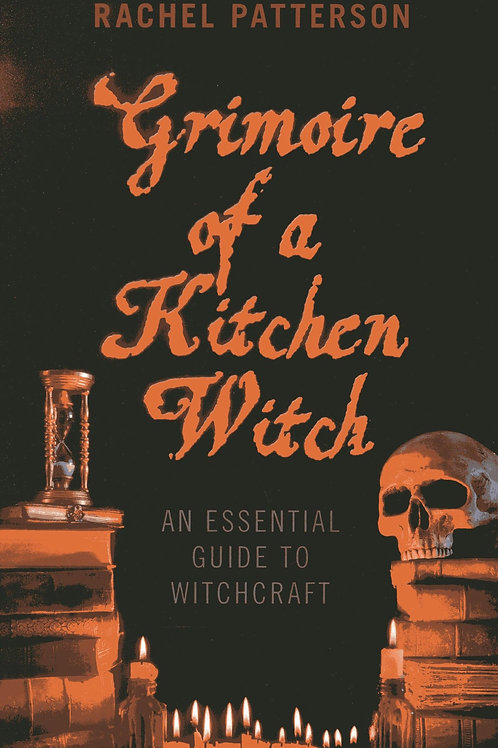 Grimoire of a Kitchen Witch (signed)