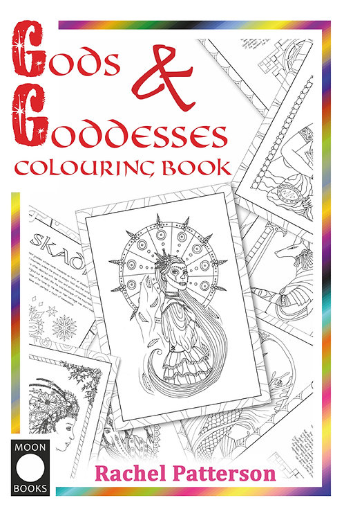 Gods & Goddesses Colouring Book (Signed)
