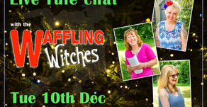 Yule Waffling Witches