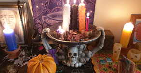 Solitary Samhain Ritual by Vanessa Armstrong