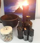 Incense Blend and Oil for Spiritual Growth by Sue Perryman