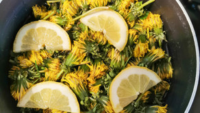 Vegan Dandelion Honey by Sue Perryman
