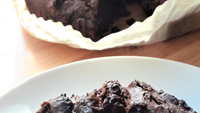 Fudgy Chocolate Beetroot Cake by Heather