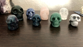 Crystal Skulls by Ness