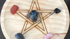 Crystal Grid for Intent by Ness
