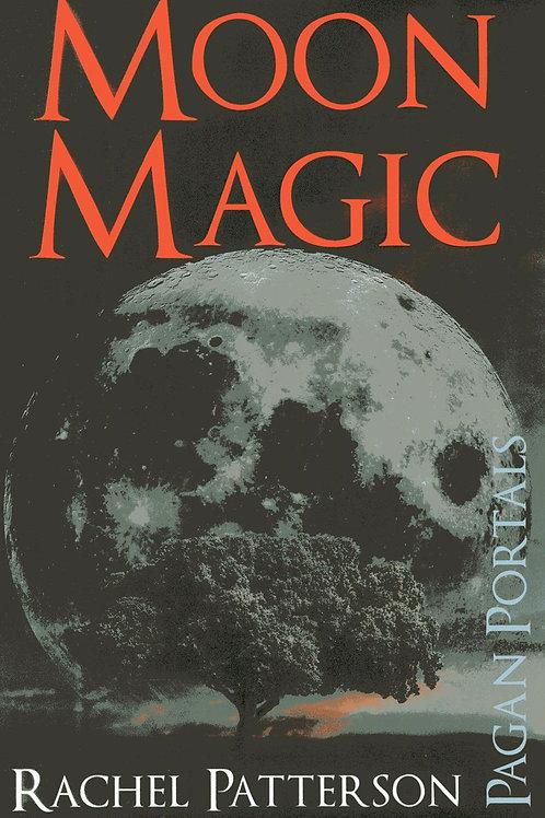 Moon Magic: Pagan Portals (signed)