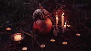 Solitary Samhain Ritual by Sue Perryman