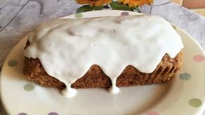 Lemon courgette (zucchini) cake by Sue Perryman