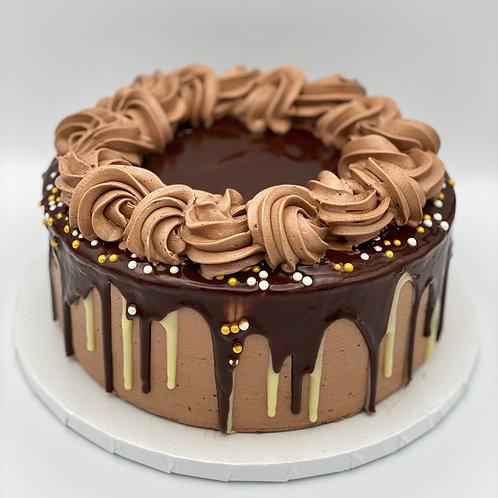 "8"" Triple Chocolate"