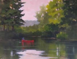The Red Canoe