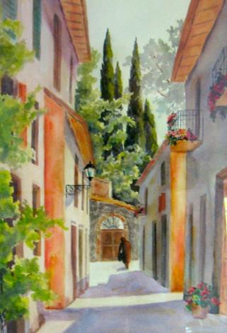 Street in San Gemini
