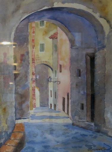 Arches in Stroncone