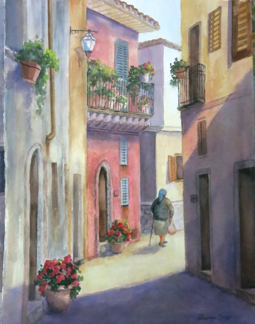 Umbrian Morning