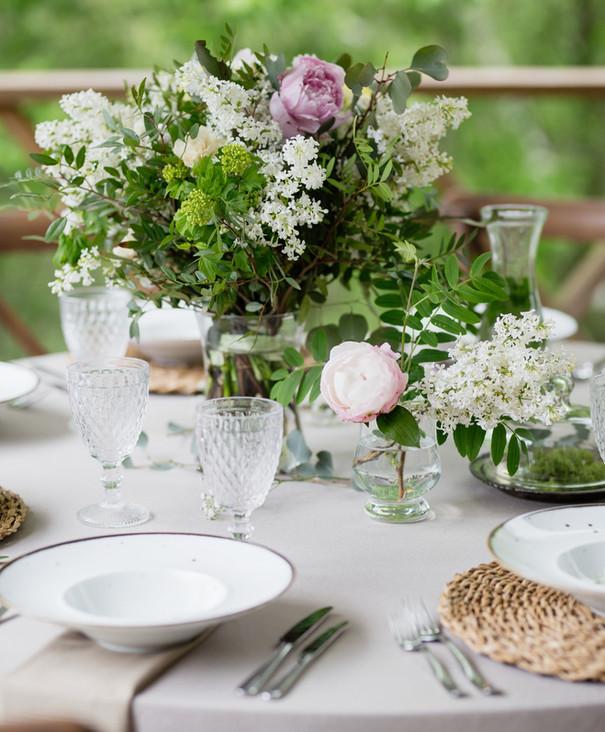 Šventinio stalo dekoras