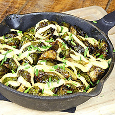 Roasted Brussel Sprout