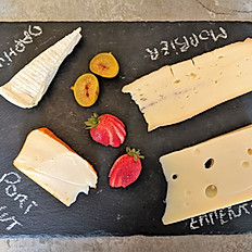 French Cheese Plate (1lb)