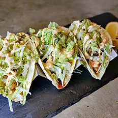 Tacos (choice of 3)