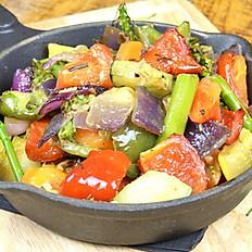 Sautéed Farmer Vegetables Skillet