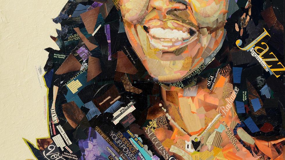 "Michelle Obama 16"" X 20"" Print"