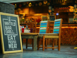 Eat Proper Meat @Whtfld Bar &Grill, Marriott Whitefield