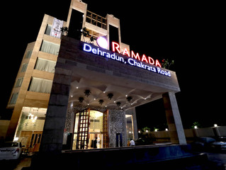 Ramada, Dehradun-Where to stay before setting out for your Chaardhaam pilgrimage