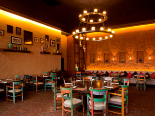 Hola Monsoon with new menu @Sanchez
