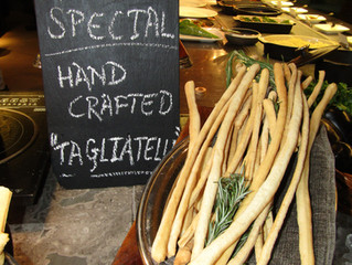 La Cucina Italiana @ The Market, Ritz Carlton