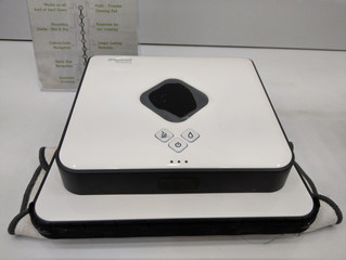 Braava 390t from iRobot-The Ultimate solution to Mopping