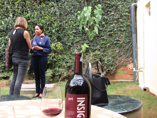 Grover's Insignia Launch @ Grover's Zampa Vineyards, Nandi Hills