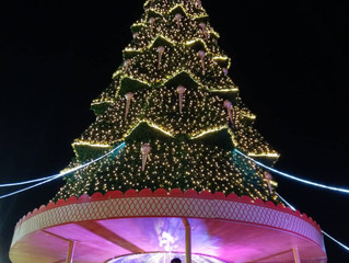 World of Christmas @Phoenix Marketcity, Bangalore