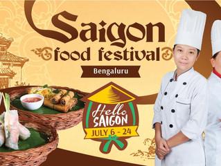 Hello Saigon @ Benjarong, Bangalore