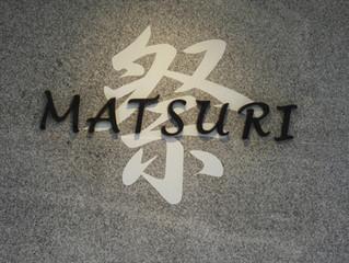 A stroll in Tokyo with Matsuri
