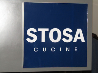 Stosa Cucine, avant garde kitchenscapes from Italia, Now in Bangalore....