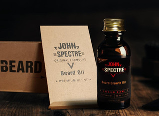 John Spectre launches Beard Oil in India