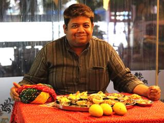 Aamlicious, Treat of the Season @Khandani Rajdhani, Indiranagar