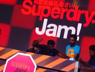 Superdry Jam @ Skydeck, VR Bengaluru