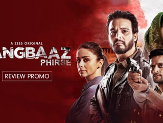 Rangbaaz Phirse-Now streaming on ZEE5