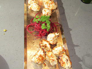 Food and Wine Pairing Dinner @ Punjabi By Nature, Koramangala
