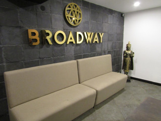 Broadway Gourmet Theatre- An epicurean excellence