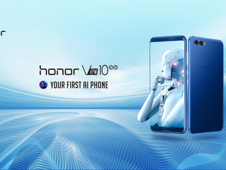 Honor View 10-Birth of a Flagship
